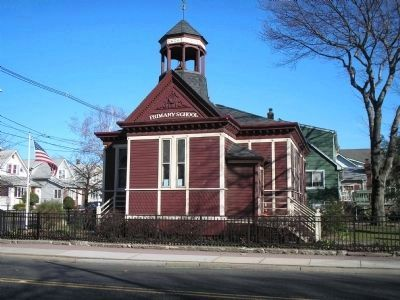 Little Red Schoolhouse image. Click for full size.