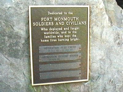 Soldiers Park Marker image. Click for full size.