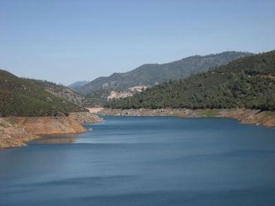 <i> New Melones Reservoir image. Click for full size.