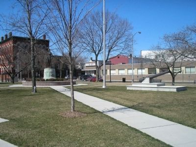 Hackensack Green image. Click for full size.