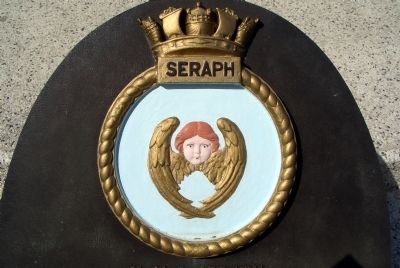 Detail of the Saraph's Ship's Badge image. Click for full size.