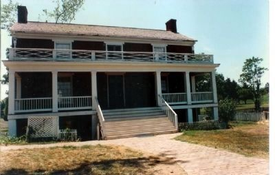 The Wilmer McLean House image. Click for full size.