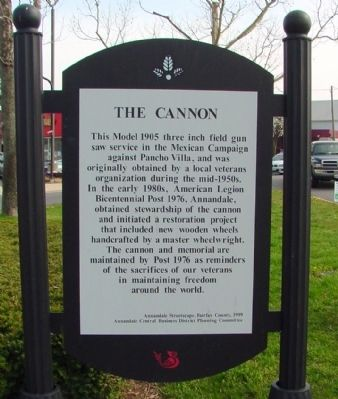 The Cannon Marker image. Click for full size.