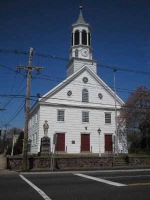 Springfield Presbyterian Church image. Click for full size.