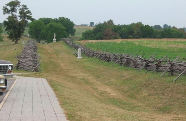 Anderson's Brigade on the Sunken Road image. Click for full size.