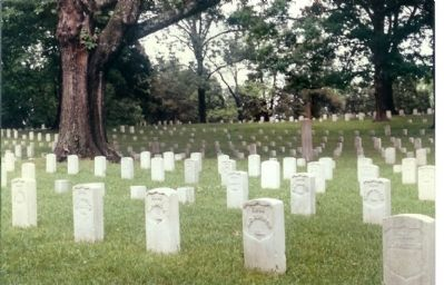 National Cemetery image. Click for full size.