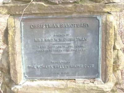 Christman Sanctuary image. Click for full size.