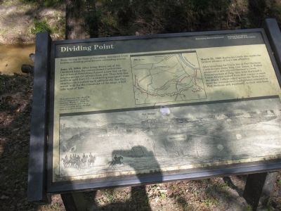 Dividing Point Marker image. Click for full size.
