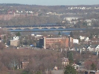 Cohoes - Waterford Bridge image. Click for full size.