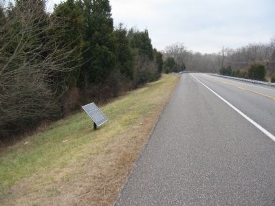 Fifth Corps Tablet along Boonsboro Pike image. Click for full size.