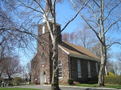Reformed Church at Ridgefield image. Click for full size.