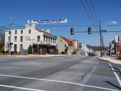 Main Street, Middletown, PA image. Click for full size.