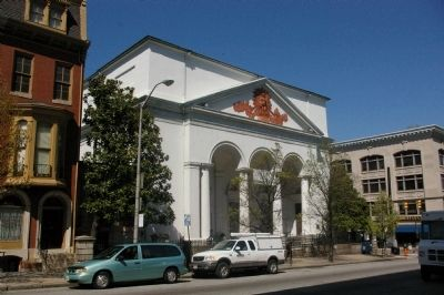 The First Unitarian Church of Baltimore image. Click for full size.
