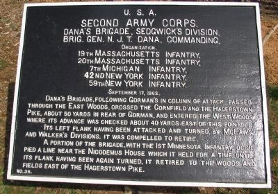 Dana's Brigade Tablet image. Click for full size.