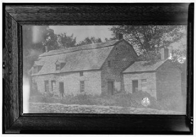Van Alstyne Homestead image. Click for full size.