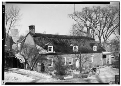Fort Rennselear / Van Alstyne Homestead image. Click for full size.
