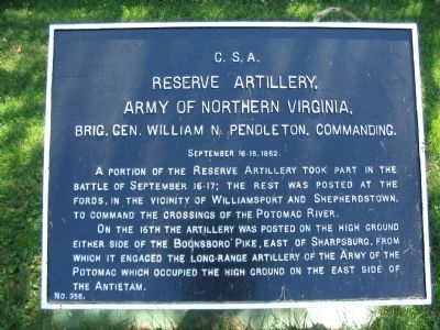 Artillery Reserve Tablet image. Click for full size.
