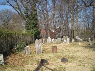 The French Burying Ground image. Click for full size.