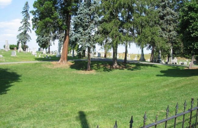 Mountain View Cemetery image. Click for full size.