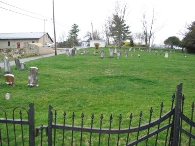 The First Methodist Cemetery image. Click for full size.