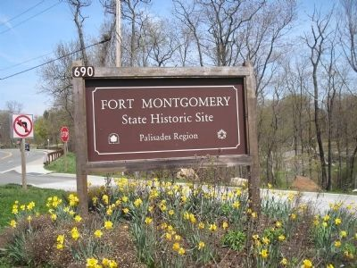 Fort Montgomery State Historic Site image. Click for full size.