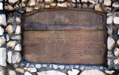 Murphys Marker image. Click for full size.