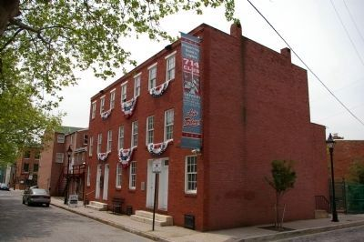 Babe Ruth Birthplace Museum image. Click for full size.