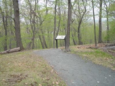 Marker in Morristown National Historic Park image. Click for full size.