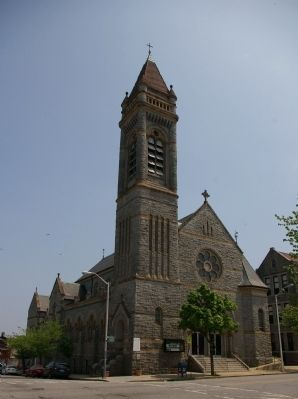 St. Francis Xavier Church image. Click for full size.