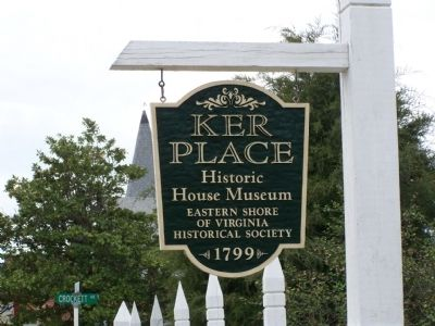 Ker Place sign image. Click for full size.