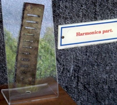 Harmonica Part image. Click for full size.