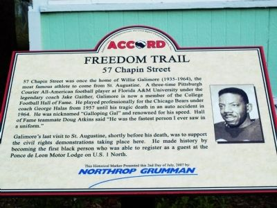 57 Chapin Street Marker image. Click for full size.