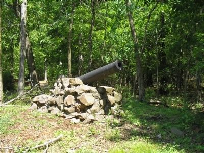 Middlebrook Cannon image. Click for full size.