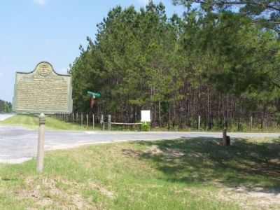 Old Mt Pleasant Marker image. Click for full size.