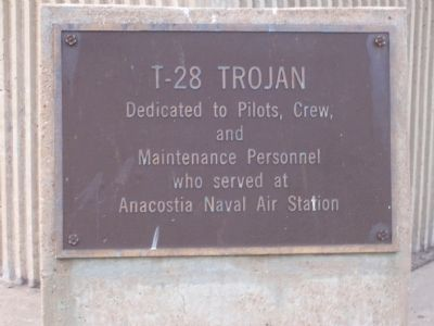 T-28 Trojan Marker image. Click for full size.