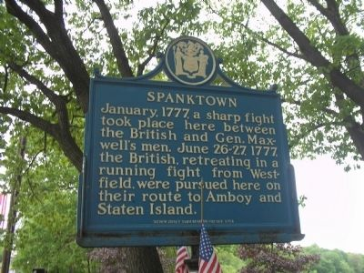 Spanktown Marker image. Click for full size.