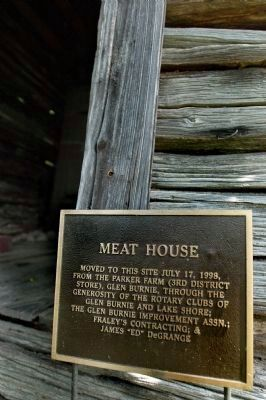 Meat House image. Click for full size.