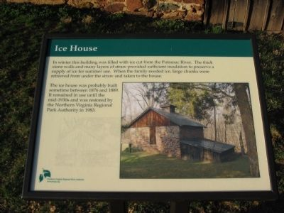 Ice House Marker image. Click for full size.