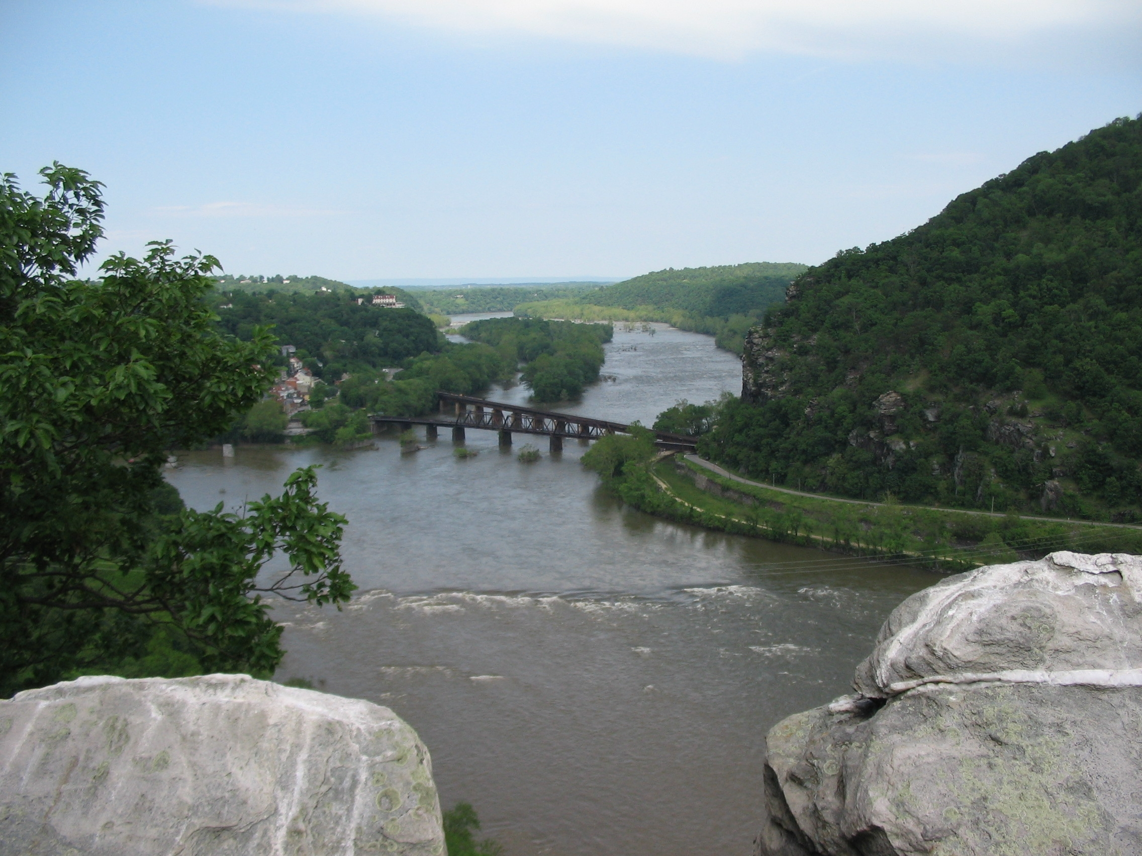 The Objective - Harpers Ferry