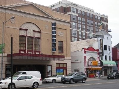 The Lincoln Theatre - U Street, NW image. Click for full size.