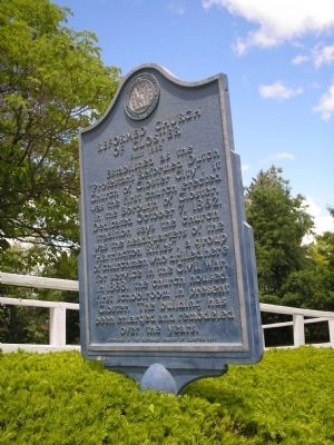 Reformed Church of Closter Marker image. Click for full size.