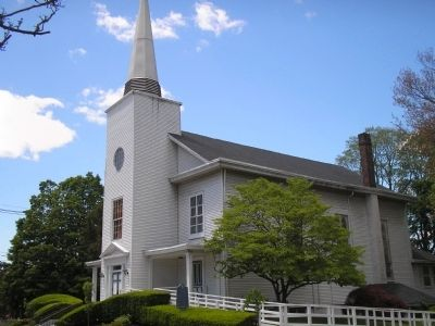 Reformed Church of Closter image. Click for full size.