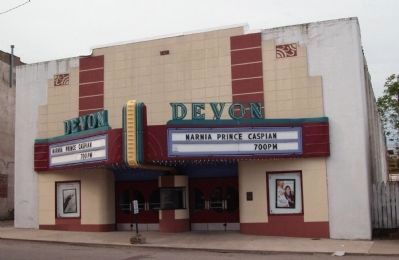 Movie Theater Building image. Click for full size.