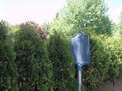 Marker on Rivervale Road image. Click for full size.