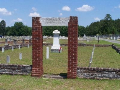 Guyton City Cemetery image. Click for full size.