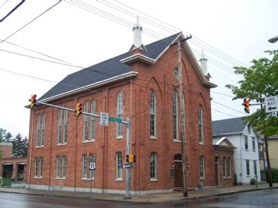 Former King Street Church image. Click for full size.