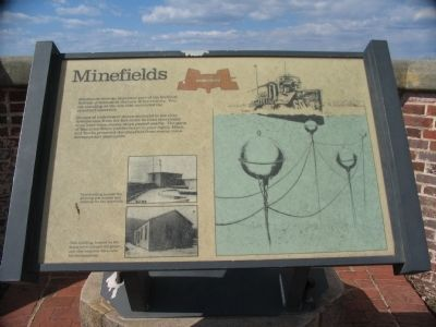 Minefields Marker image. Click for full size.
