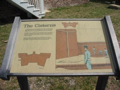 The Cisterns Marker image. Click for full size.