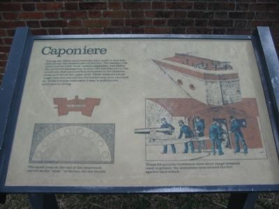 Caponiere Marker image. Click for full size.