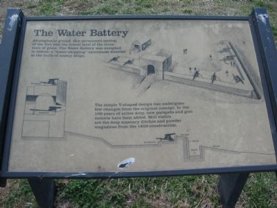 The Water Battery Marker image. Click for full size.